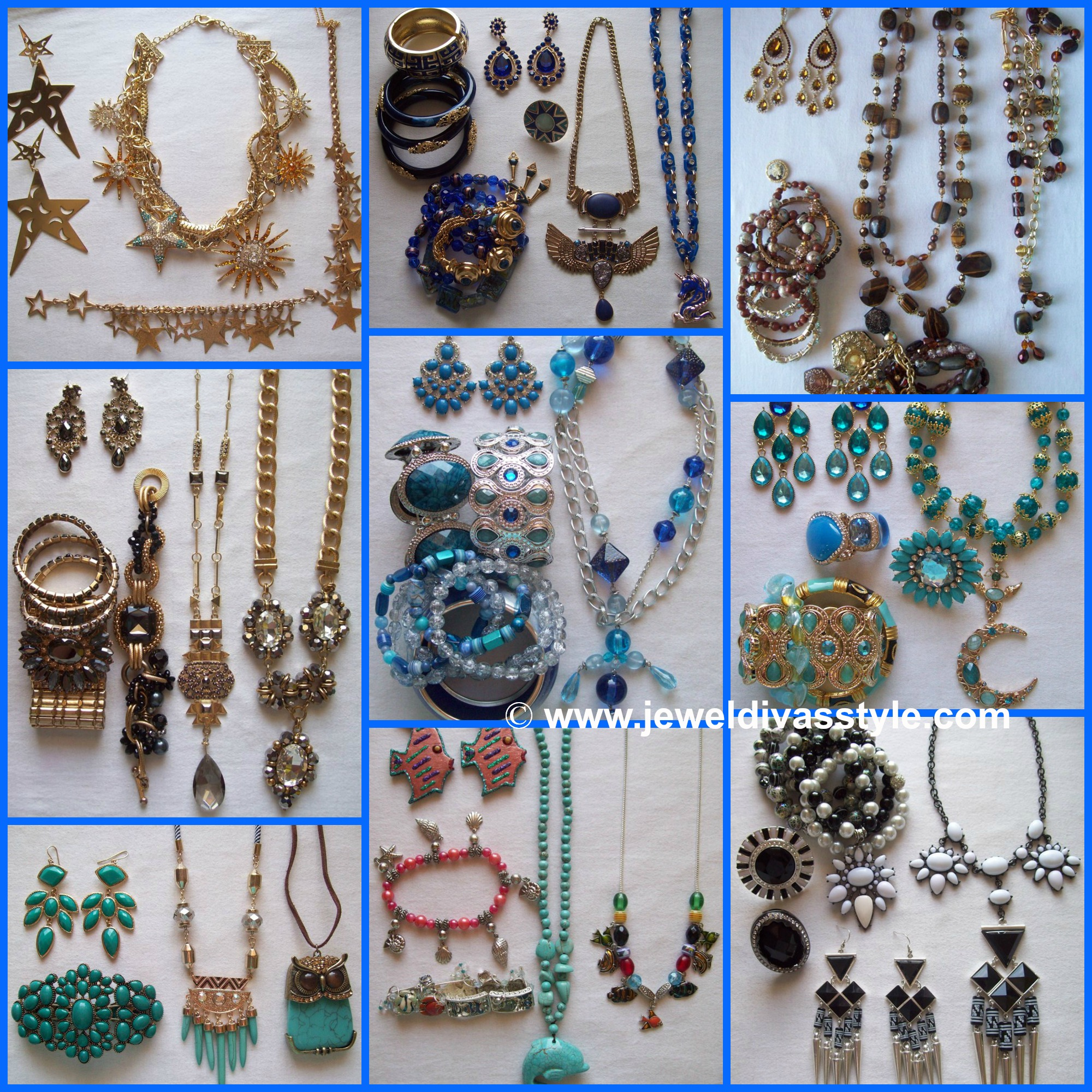 JEWEL DIVAS STYLE PERSONAL JEWELLERY COLLECTION