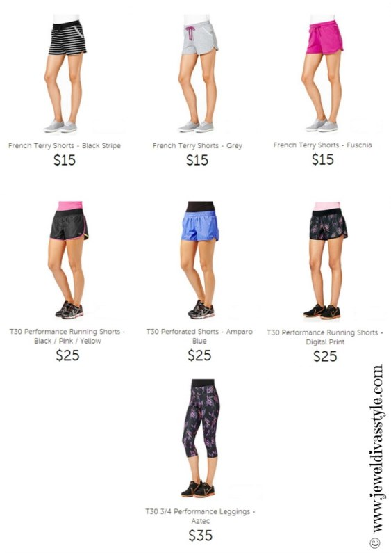 e3e329b3fc8485 FASHION STYLE: Inexpensive Workout Clothes from Kmart and Target