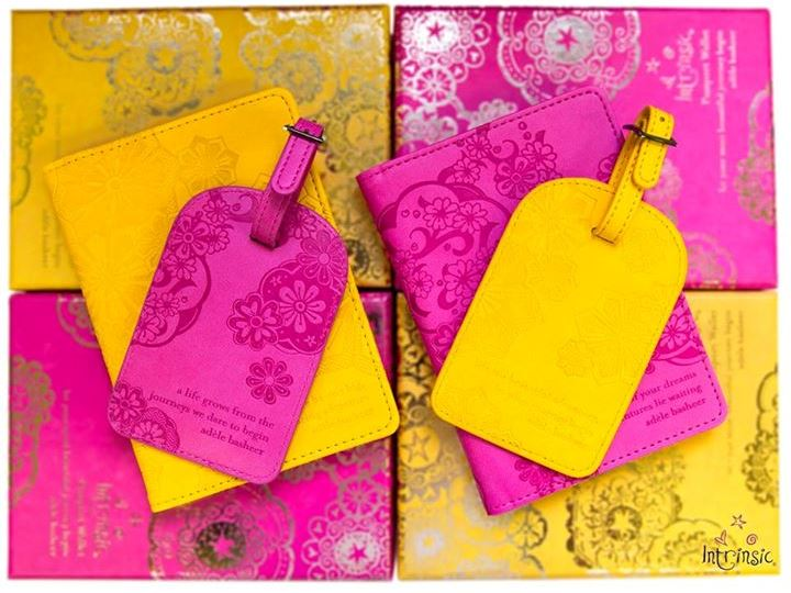 intrinsic yellow and pink