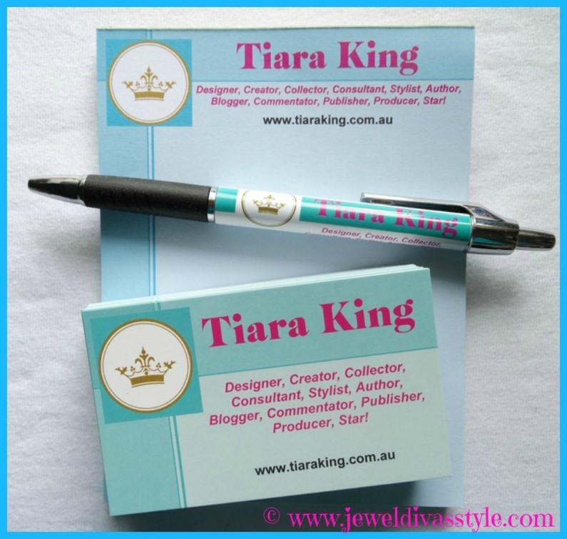 JDS - TIARA KING BUSINESS SET