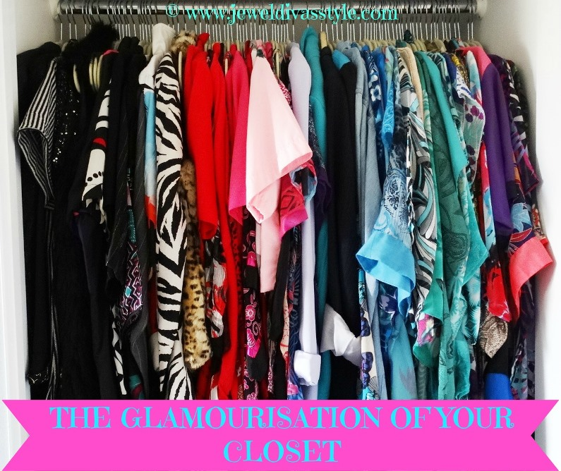 JDS - THE GLAMOURISATION OF YOUR CLOSET