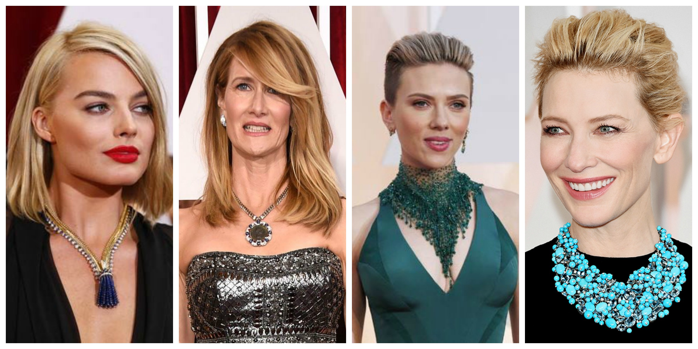 2015 ACADEMY AWARDS NECKLACES
