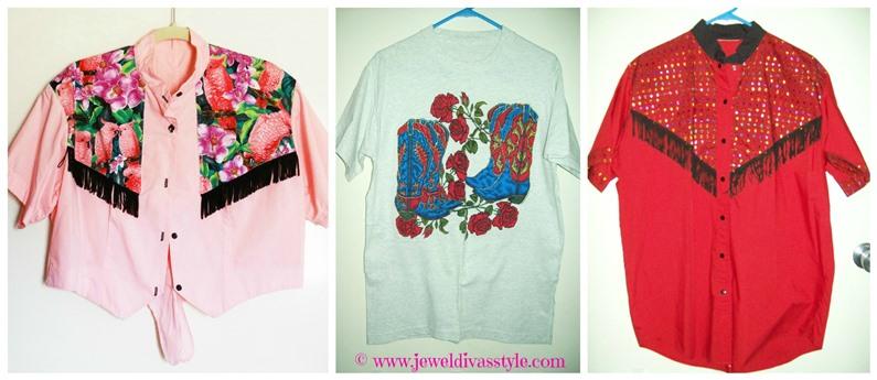 JDS - LINE DANCING CLOTHES