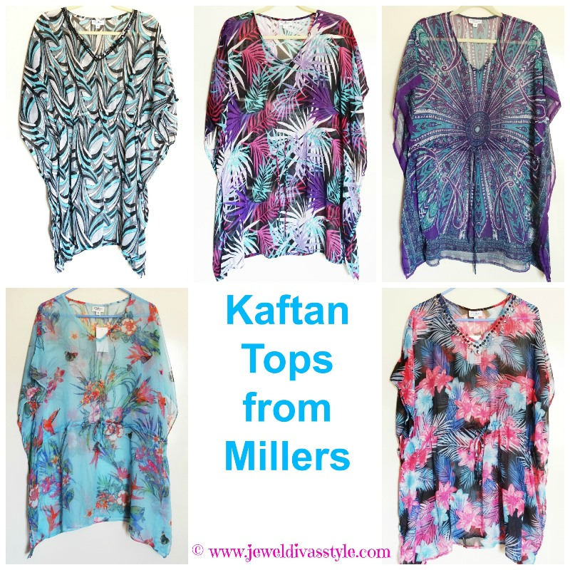 JDS - MILLERS KAFTAN TOPS
