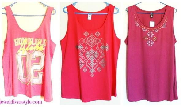 JDS - PINK CLOTHES