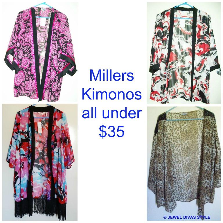 JDS - MILLERS KIMONOS
