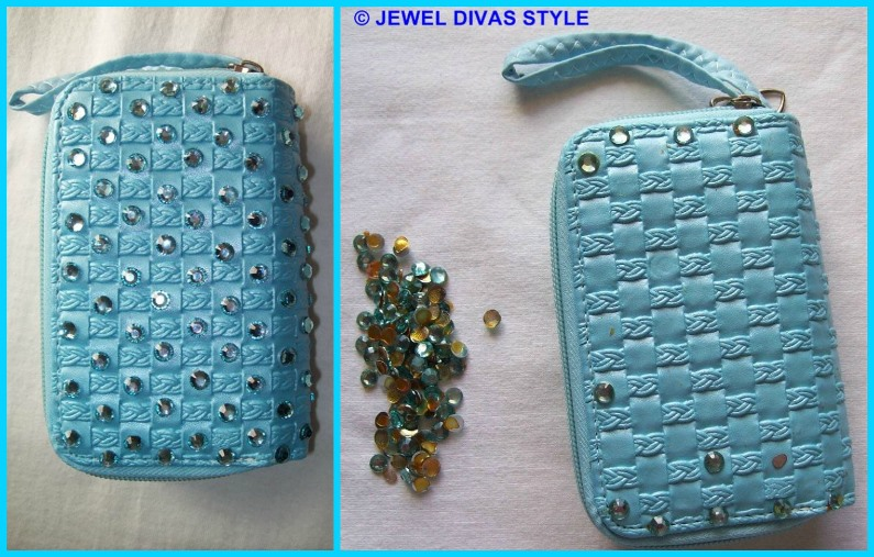 JDS - STUDDED PURSE
