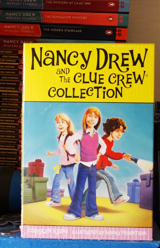JDS - CLUE CREW BOX SET