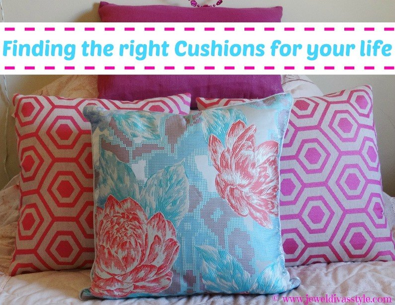 JDS - FINDING THE RIGHT CUSHION FOR YOUR LIFE