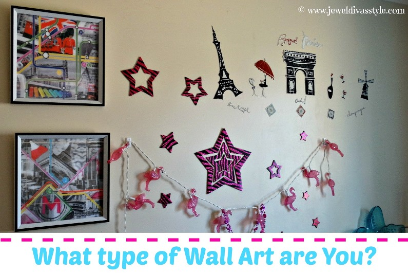 JDS - WHAT TYPE OF WALL ART ARE YOU