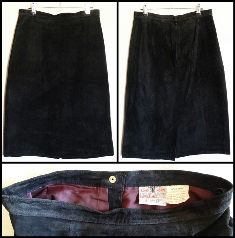 RM WILLIAMS SKIRT - PREOWNED
