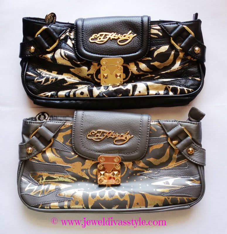 JDS - ED HARDY CLUTCHES