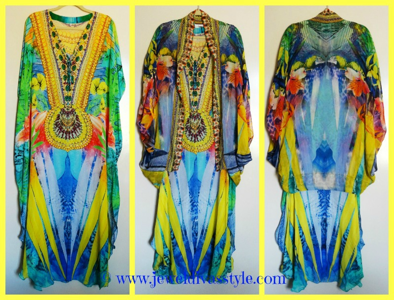 JDS - CAMILLA AND KAFTAN