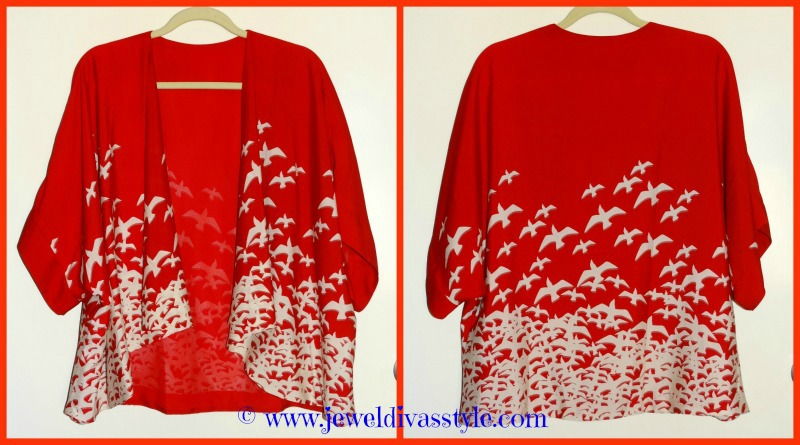 JDS - RED BIRD CAPE