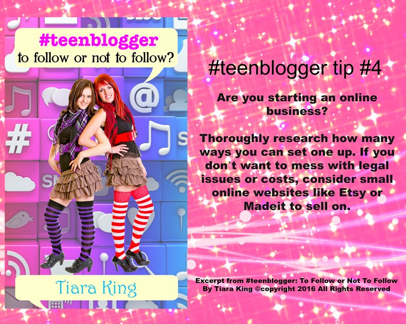 JDS - #TEENBLOGGER BLOG TIP#4