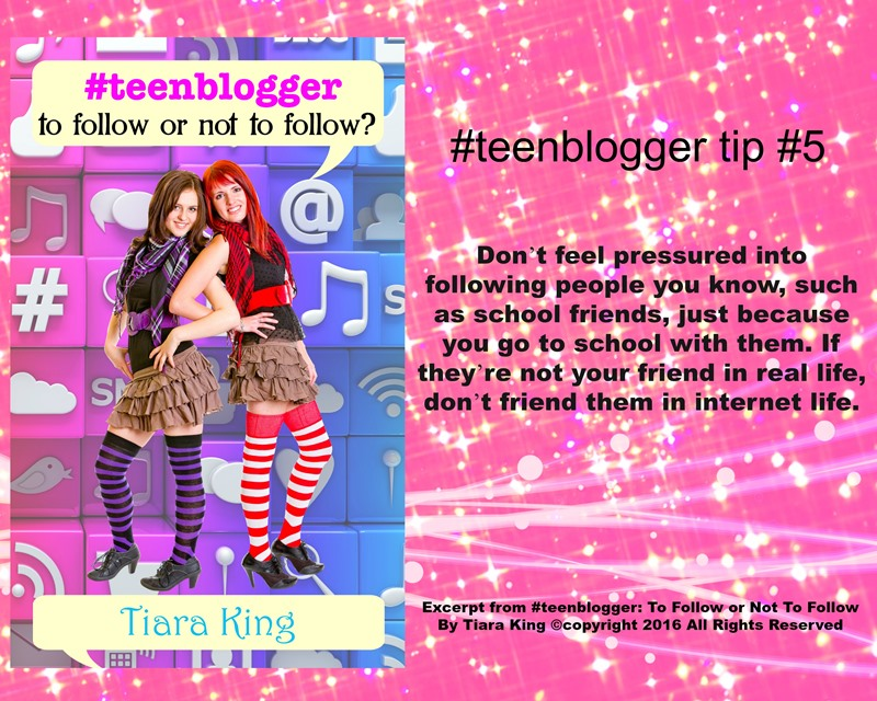 JDS - #TEENBLOGGER BLOG TIP#5