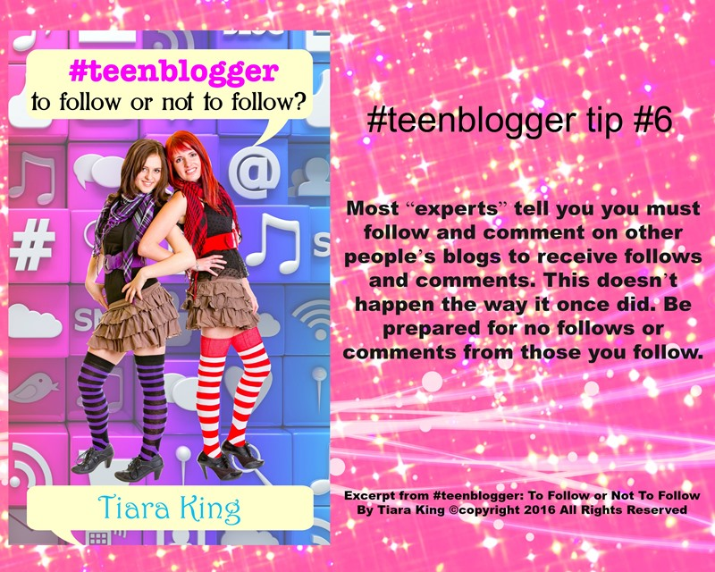 JDS - #TEENBLOGGER BLOG TIP#6