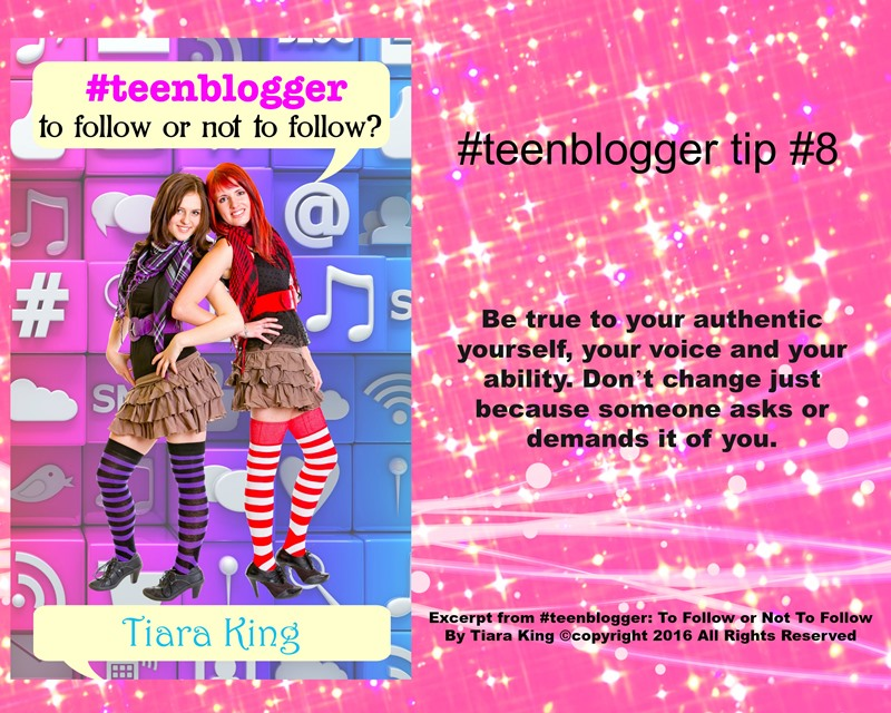 JDS - #TEENBLOGGER BLOG TIP#8