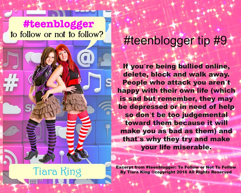 JDS - #TEENBLOGGER BLOG TIP#9
