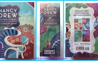 MY OBSESSION: Nancy Drew updated covers