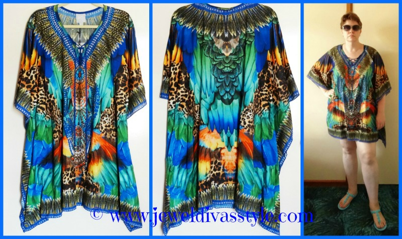 JDS - JUNGLE KAFTAN SHORT