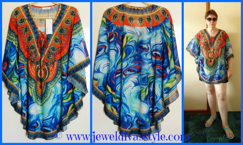 JDS - SHORT KAFTAN TOP
