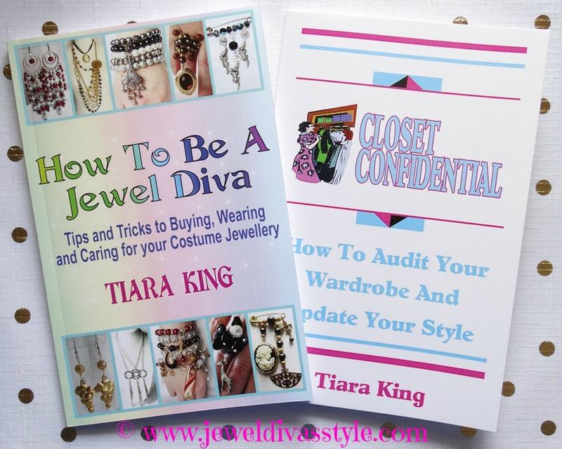 TIARA KING - JEWEL DIVA-CLOSET CONFIDENTIAL in paperback