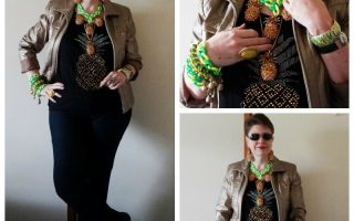 STYLE FAILURES: Gold Bomber Jacket doesn't live up to the hype. Or the cost!