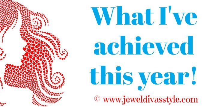 What I've Achieved This Year
