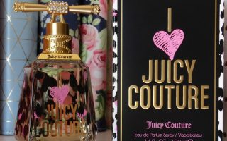 HEALTH & BEAUTY STYLE: Welcome to the family I heart Juicy Couture and Tous!